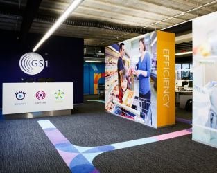 GS1 Reception Area